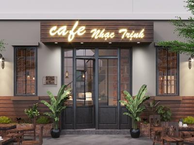 Cafe Nhạc Trịnh