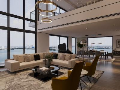 Penthouse Tân Cảng