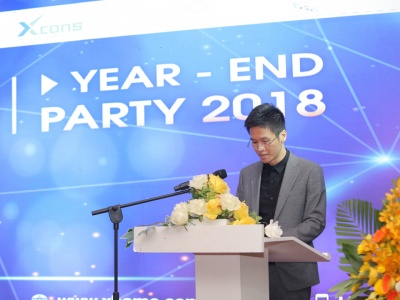 YEAR & PARTY 2018