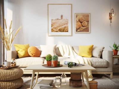 Kinh nghiệm thiết kế nội thất chung cư hiện đại