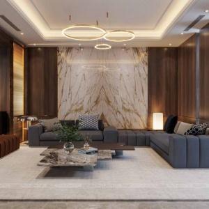 Mách bạn kinh nghiệm thiết kế nội thất biệt thự đơn lập