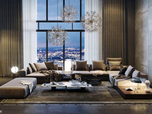 Thiết kế nội thất nhà đẹp thu hút mọi ánh nhìn