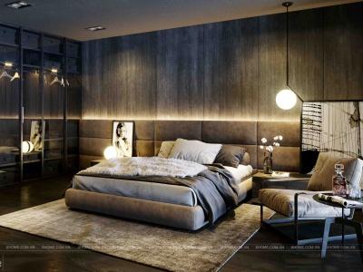 Top 4 mẫu thiết kế thi công  nội thất sang trọng Xhome