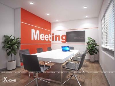 Xu hướng thiết kế nội thất phòng họp 2020